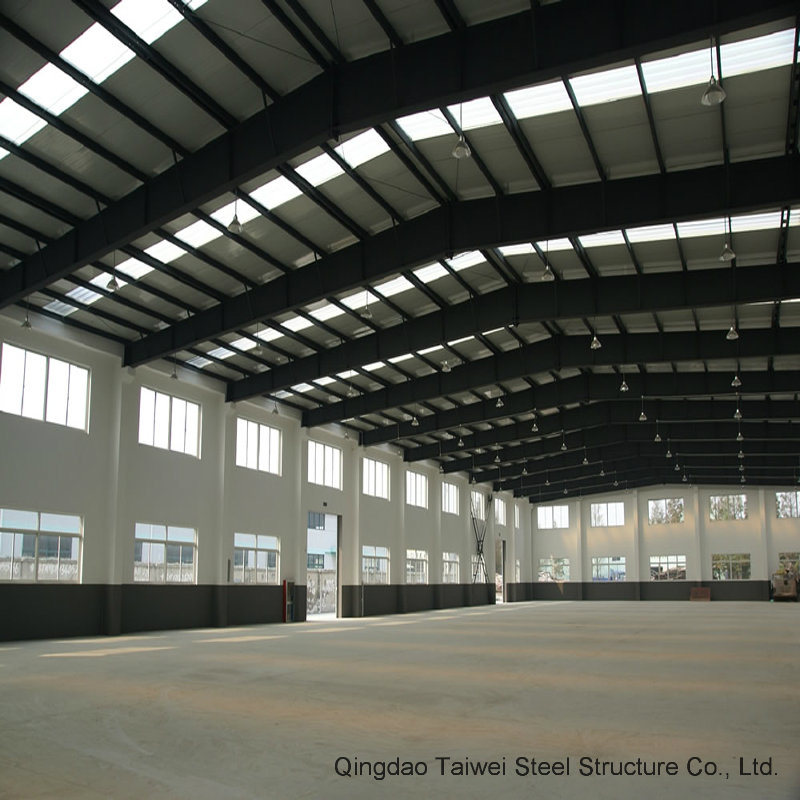 Portal Frame Light Steel Structure Warehouse Building with Best Floor Plan pictures & photos
