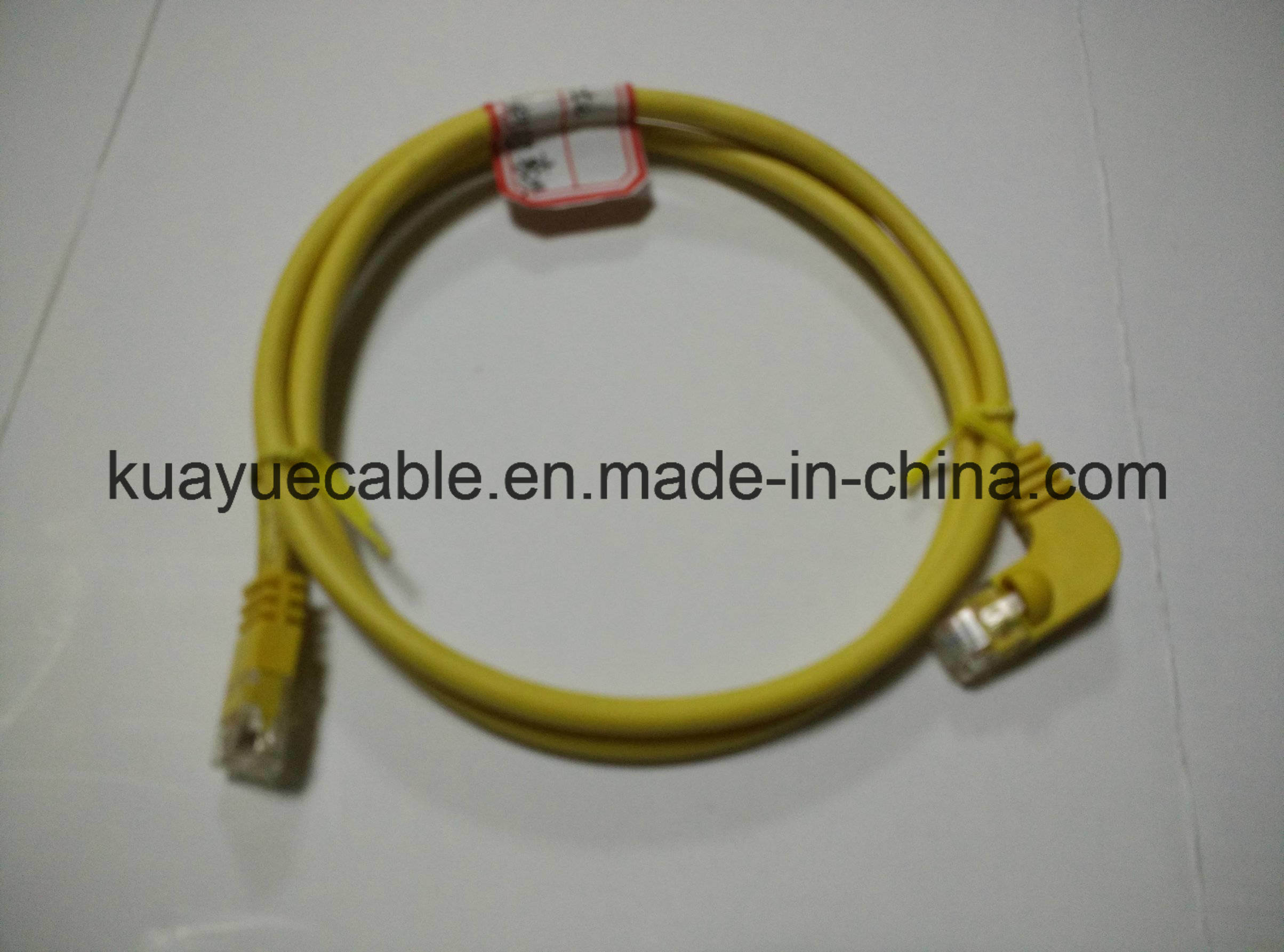China Connector OEM RJ45 Cat5e Patch Cable/Cable Cat 6/ Wire Cable ...