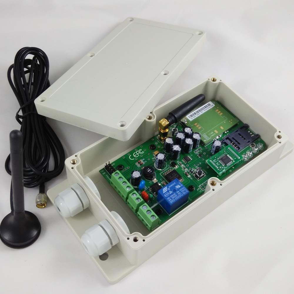 [Hot Item] GSM-Key-ADC GSM Gate Opener for Sliding Gate, Swing Gate