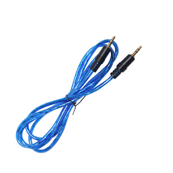 3.5mm Stereo Cable/Transparent Cable/AV Cable/Cable Audio Video pictures & photos