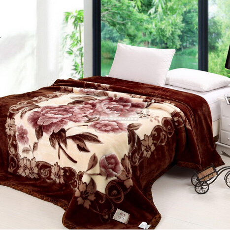 a9a689dced China 100% Polyester Super Soft Printed Mink Blanket for Sale - China  Picnic Blanket