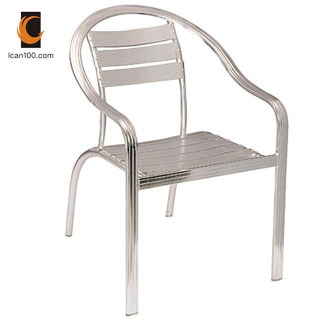 Admirable Hot Item Water Proof Garden Outdoor Restaurant Furniture Bistro Bar Metal Aluminium Chair Chairs Dc 06013 Inzonedesignstudio Interior Chair Design Inzonedesignstudiocom