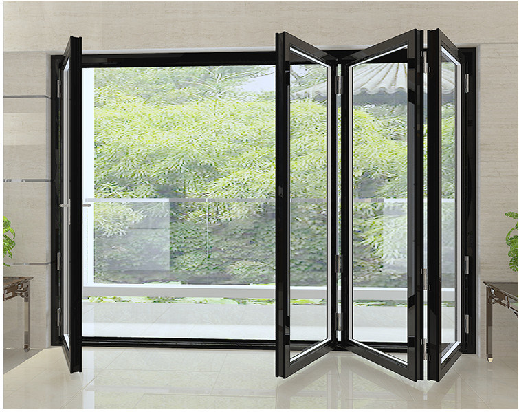 Whole China Factory Bi Folding, How Much Are Accordion Patio Doors