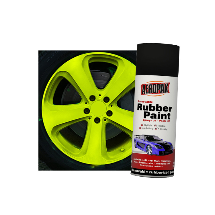 Paint For Cars >> Hot Item High Quality Fluorescent Rubber Spray Paint For Cars