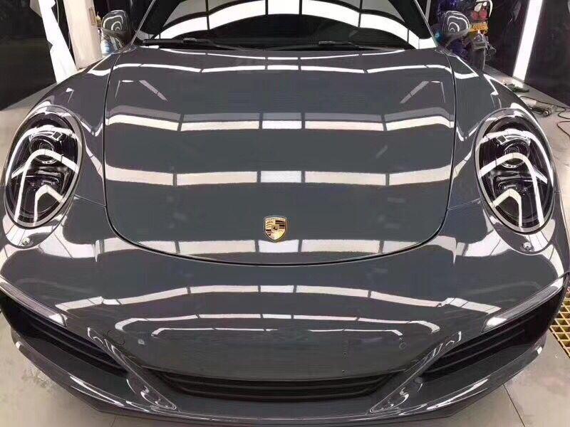 Waterproof Car Auto Glossy Gloss Vinyl Wrap Film Car Sticker Air Bubble Free New