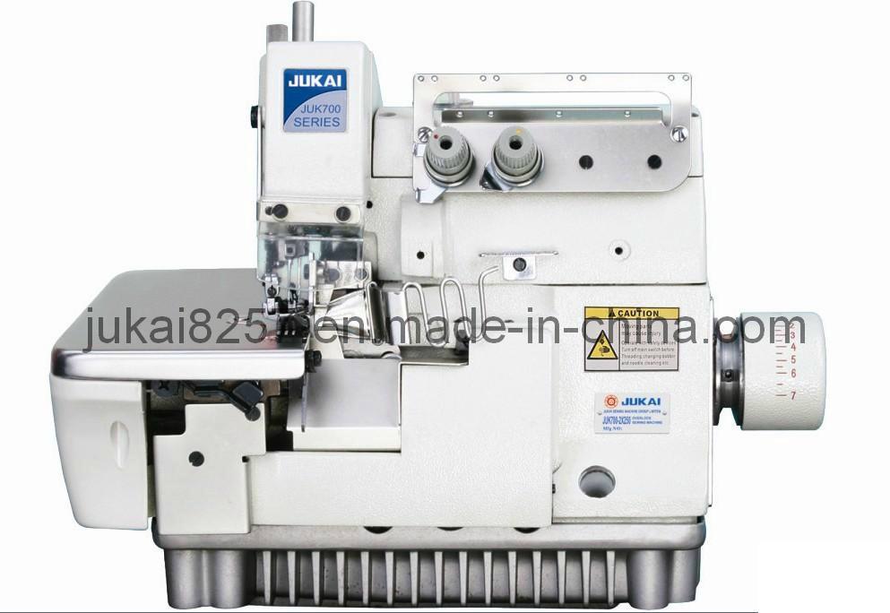 China High Speed Overlock Sewing Machine For PocketJuk4040X40 Enchanting Jukai Sewing Machine