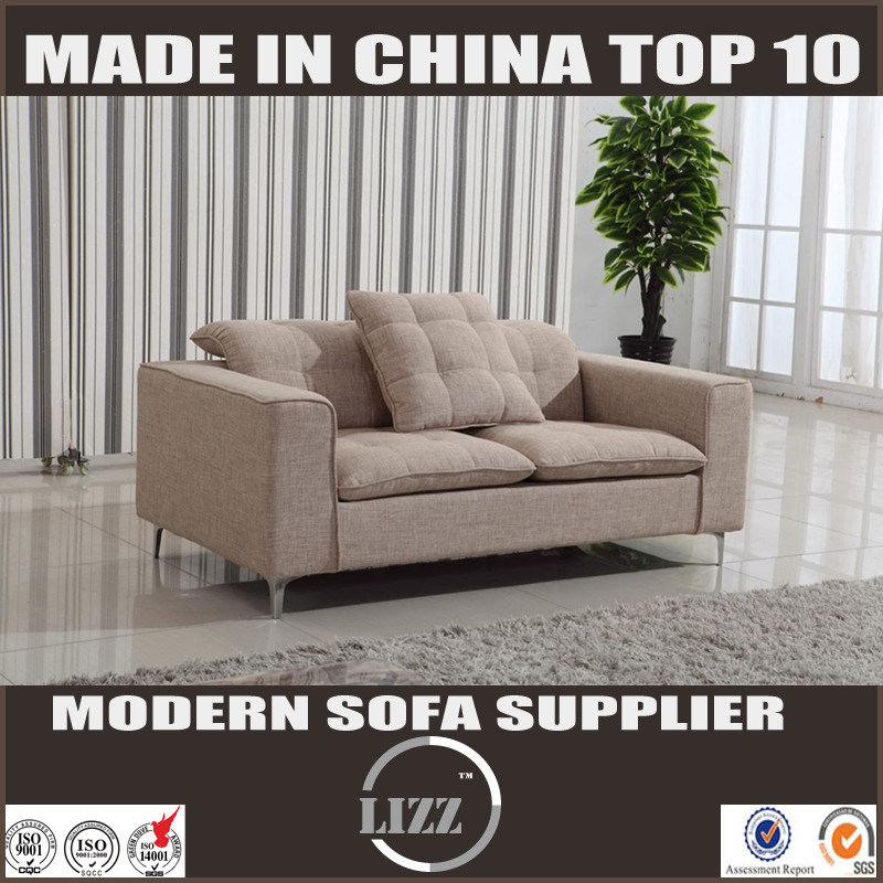 China Update Modern Loveseat Fabric Sofa (Canada) Photos & Pictures ...