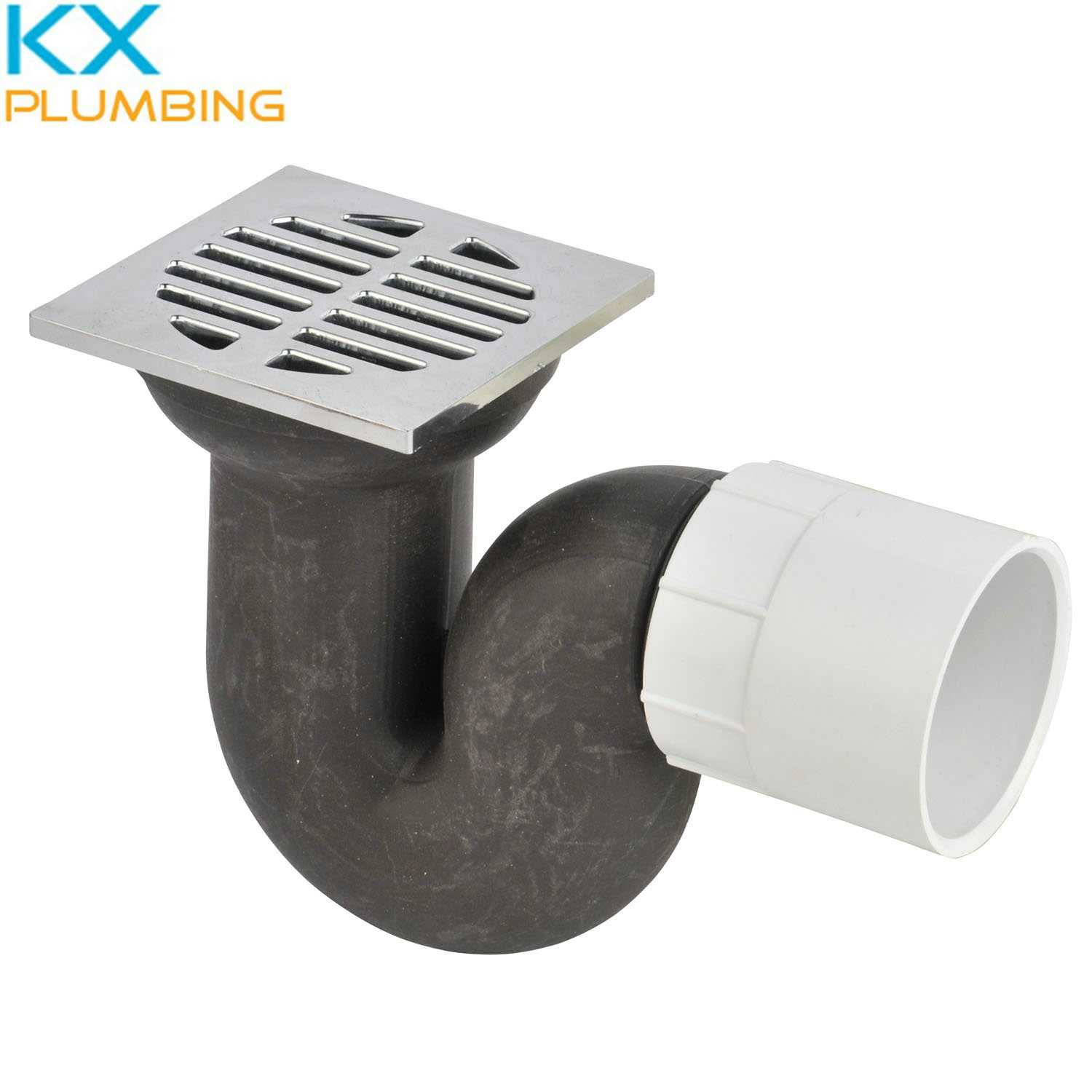 High Quality PVC Shower Trap Strainer Drain