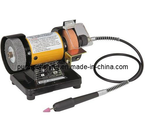 China 3 Quot Bench Grinder W Flex Shaft China 3 Quot Bench