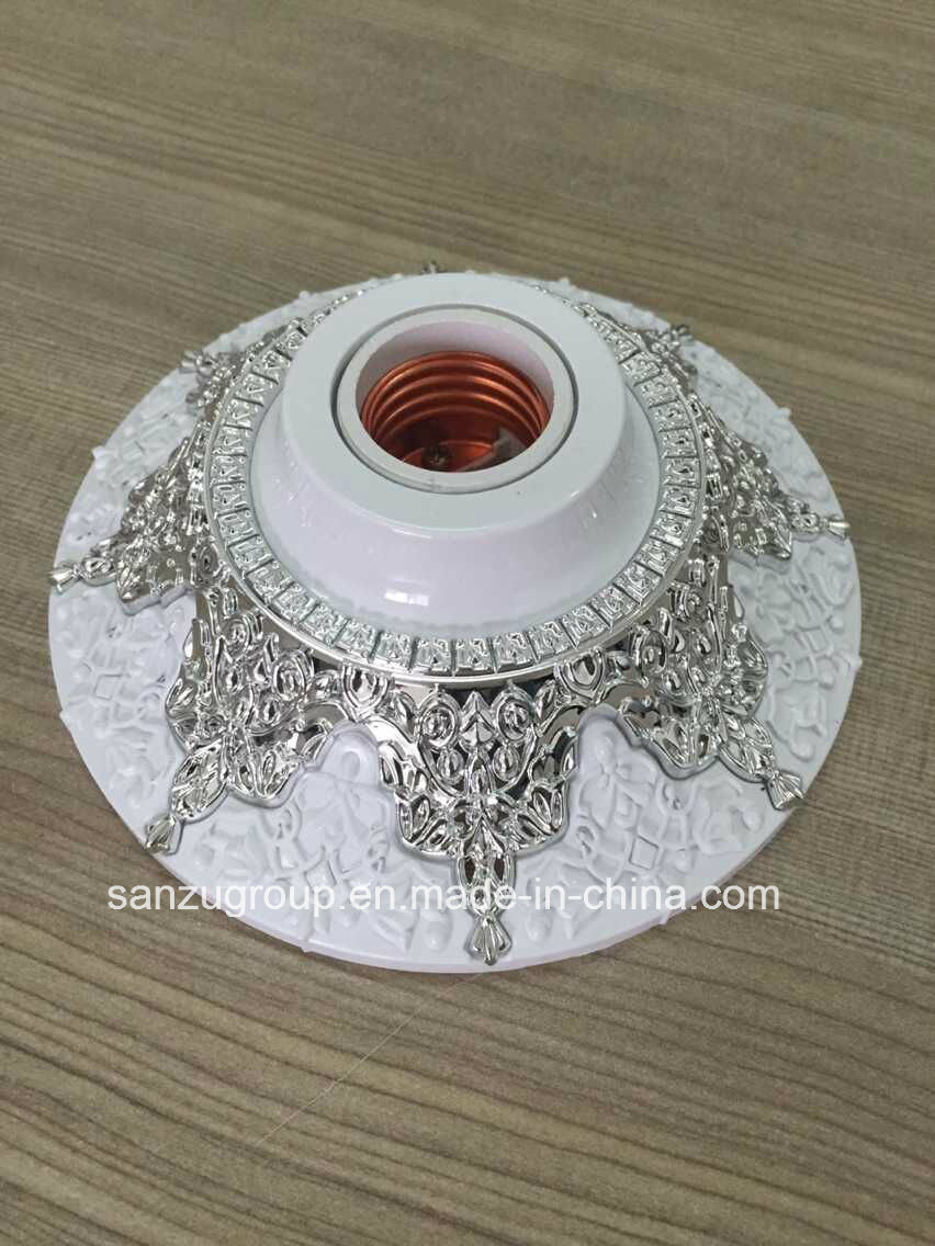 China New Design Silver Color E27 B22 Lamp Base Bulb Holder - China ... for Bulb Holder Design  183qdu
