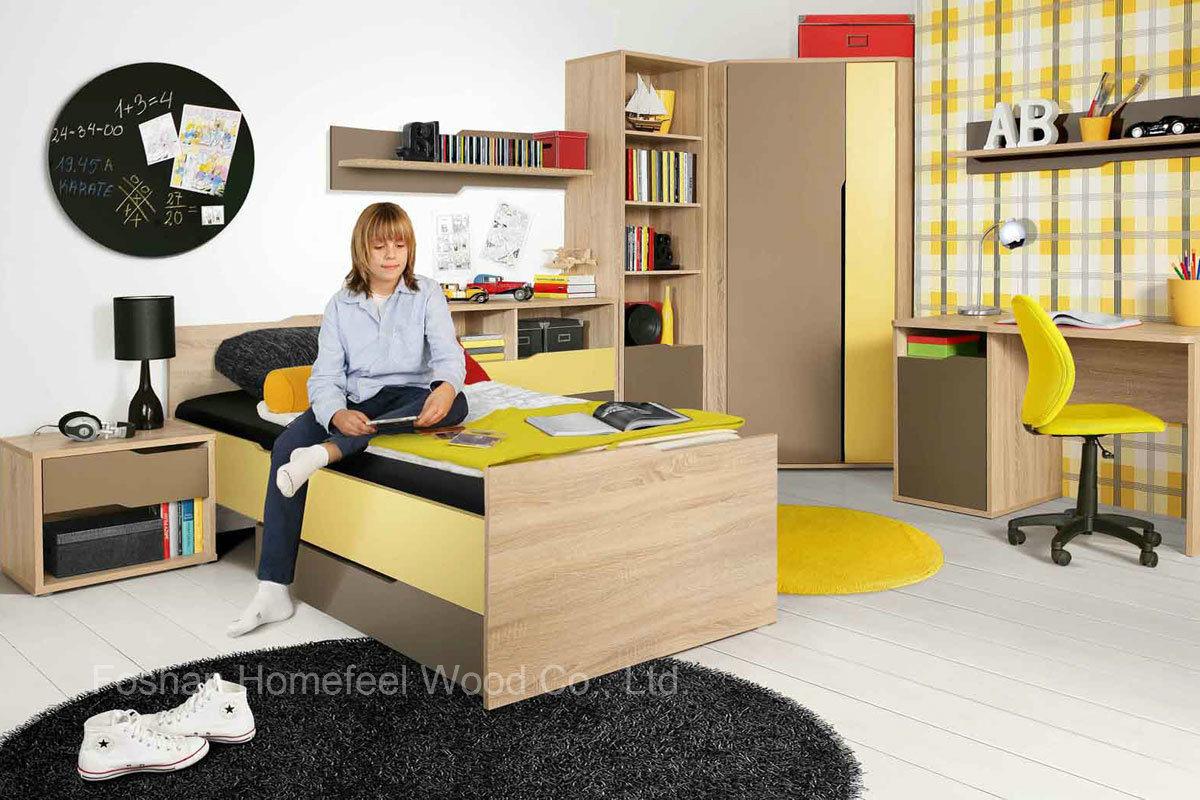 China Factory Price Children Kids Bedroom Furniture Set (HF-EY08114 ...