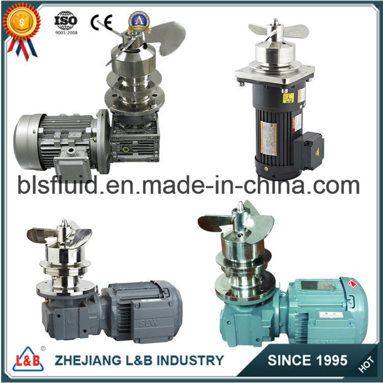 Magnetic Stirring Tank Reactor in Mixing Equipment/Industrial Stirring Machine pictures & photos