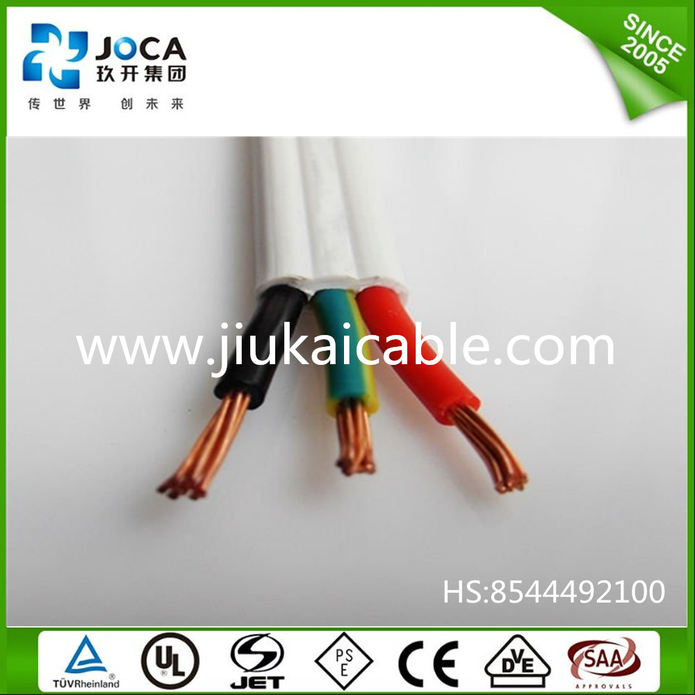China Flat Flexible Copper PVC TPS Cable - China Flat Cable, PVC TPS ...