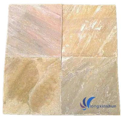 China Rusty Color Honed Slate For Flooring Tile China Slate Slate
