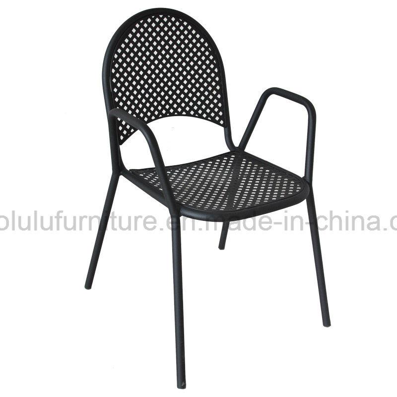 Enjoyable Hot Item Modern Metal Garden Furniture Dining Outdoor Chair Steel Chair All Oc804 Dailytribune Chair Design For Home Dailytribuneorg