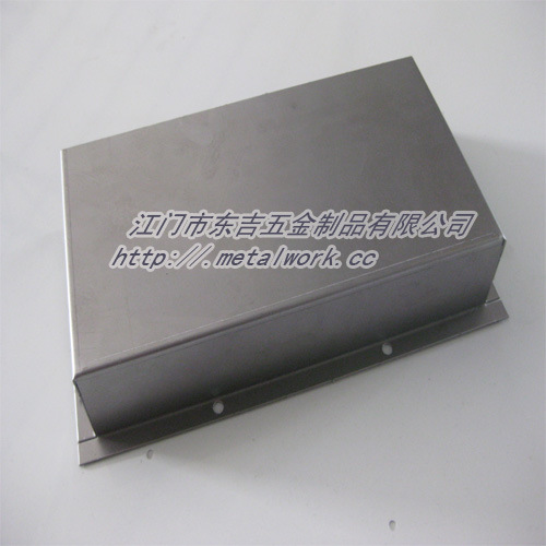 Custom Made Sheet Metal Aluminum Product