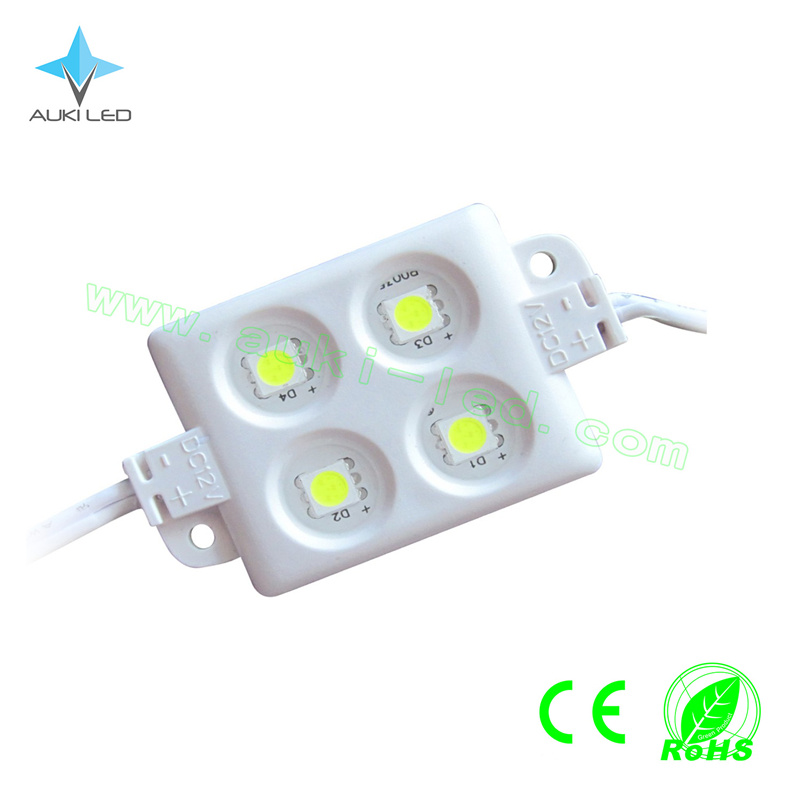 4-LEDs SMD5050 LED Module with 3 Year Warranty