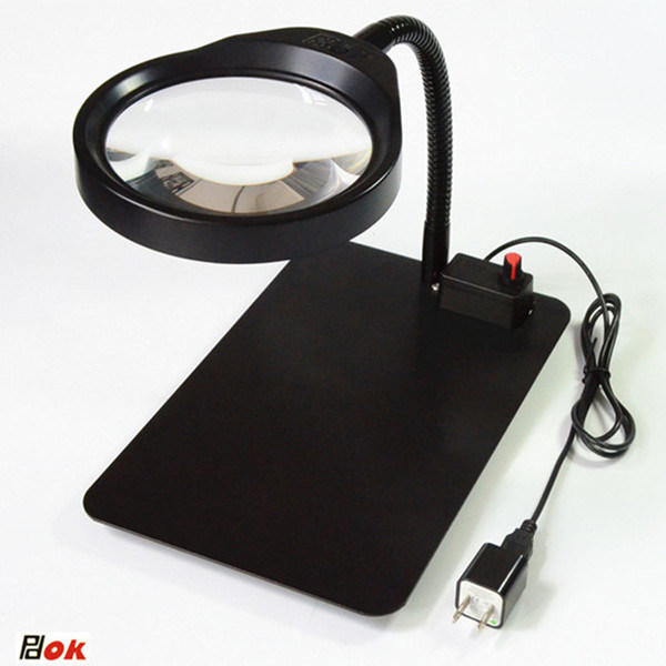 China Magnifying Gl With Led Lamp