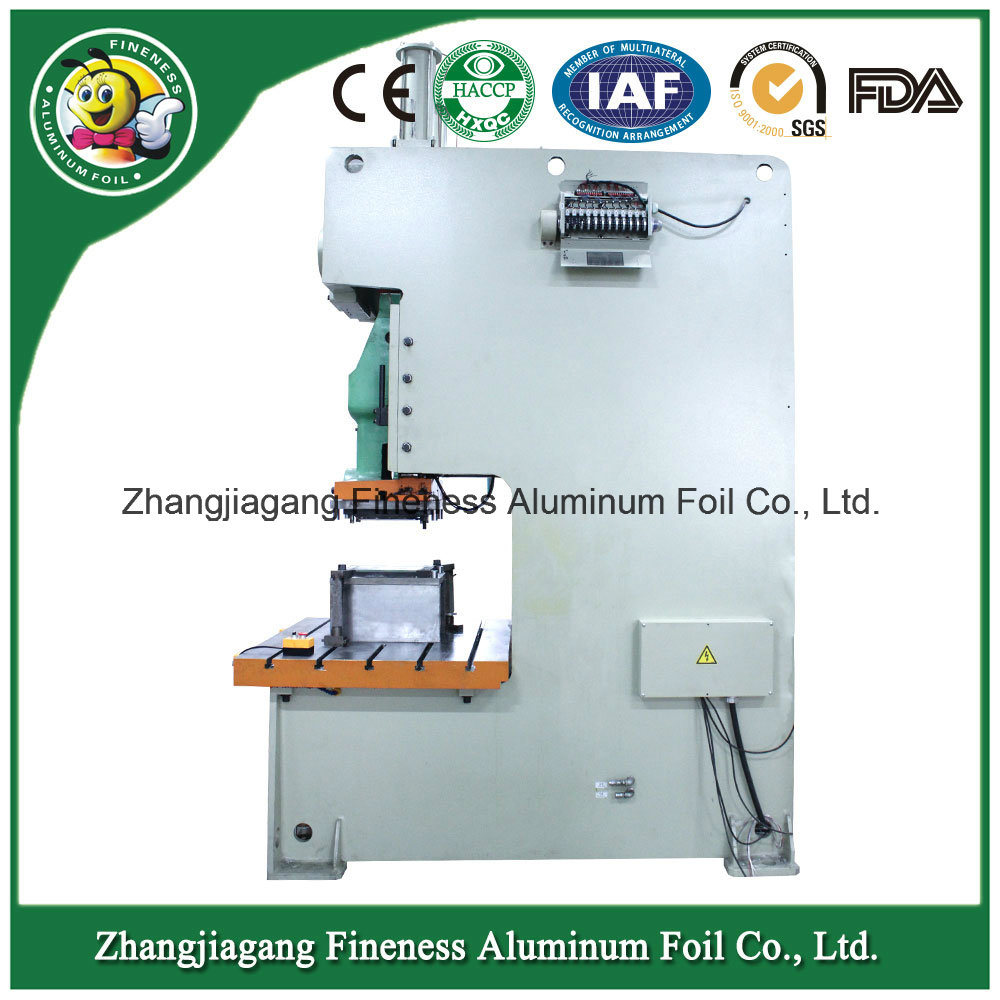 40t Aluminum Foil Container Production Line pictures & photos