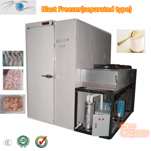 -35 Degrees C Stainless Steel Commercial Blast Freezer for Meat Chilling (BF-2S)