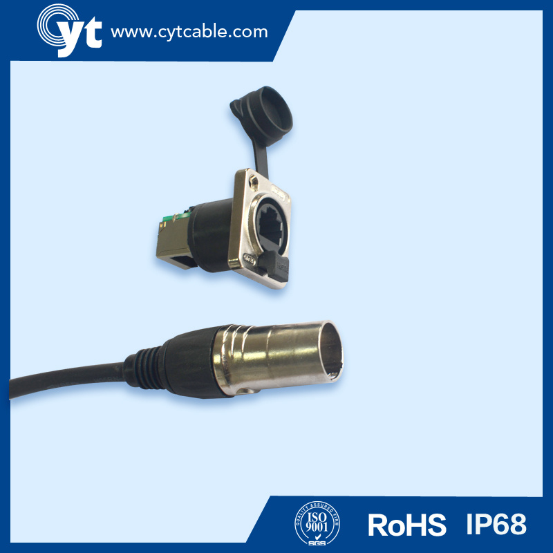 RJ45 Cat5 Waterproof Connector Cap/Terminating