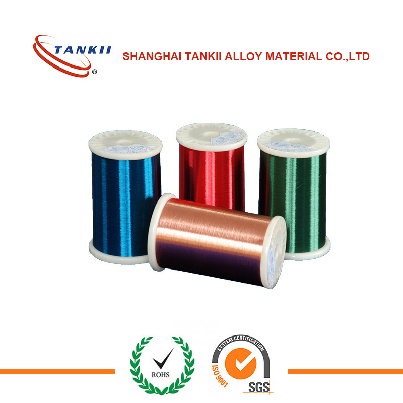 China Enamelled Manganin Wire/Cunimn Alloy/ insulated nichrome wire ...