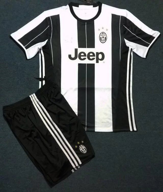 pretty nice ad989 acd9e [Hot Item] 2016/2017 Season Juventus Football Kits, Soccer Uniform