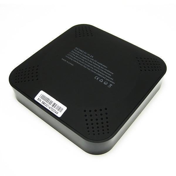 Android4.4 Quad Core WiFi 4khdmi Set Top Receiver TV Box pictures & photos
