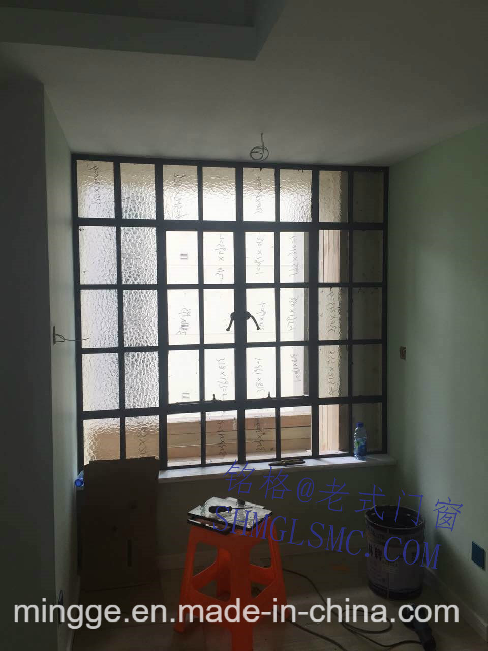 China New Iron Grill Windows Design Galvanized Steel Windows China Steel Windows Design Windows