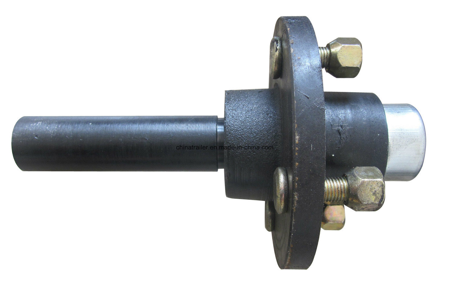 Trailer Axle and Hub pictures & photos
