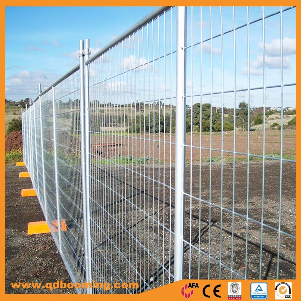 China Welded Wire Mesh Traffic Barrier Temporary Fence Photos ...