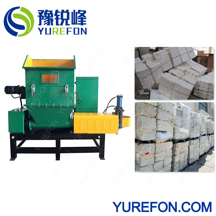 China Scrap Foam Pallet Box Eps Recycling Styrofoam Hot Melting Machine China Eps Recycling Machinery Styrofoam Hot Melting Machine