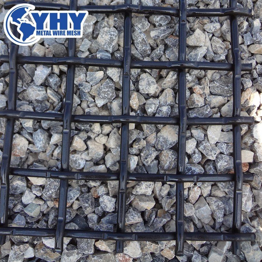 China High Carbon Mining Screen Wire Mesh Crimp Mesh Photos ...