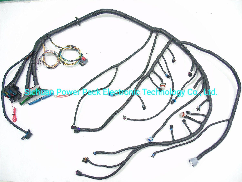 China 03 07 Vortec Standalone Wiring Harness W T56 Drive By Wire Dbw 4 8 5 3 6 0 China Ls1 Wire Harness Wiring Harness