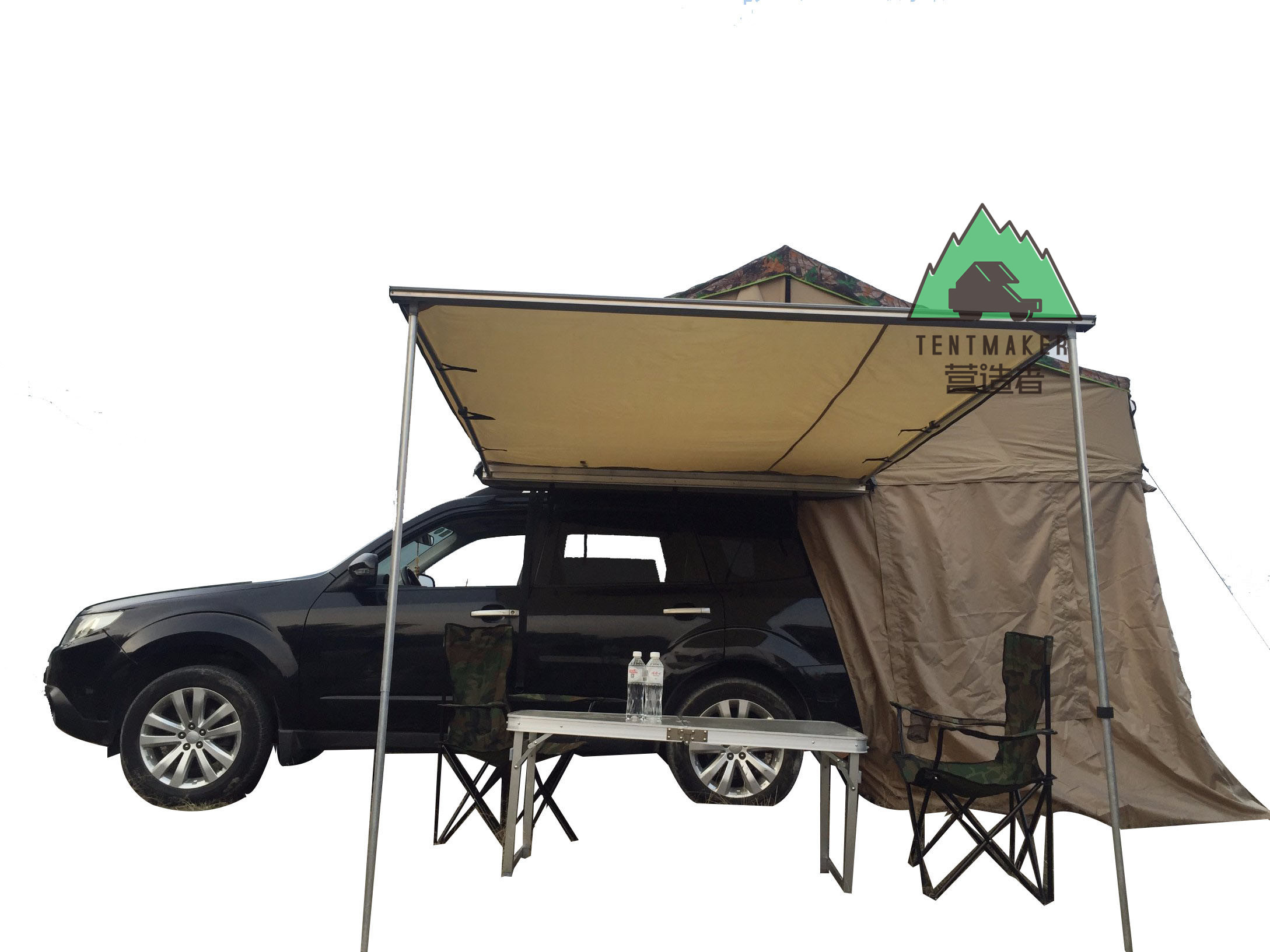 4Wd Awning Tent china roof top 4x4 car tent trailer camping 4wd side awning