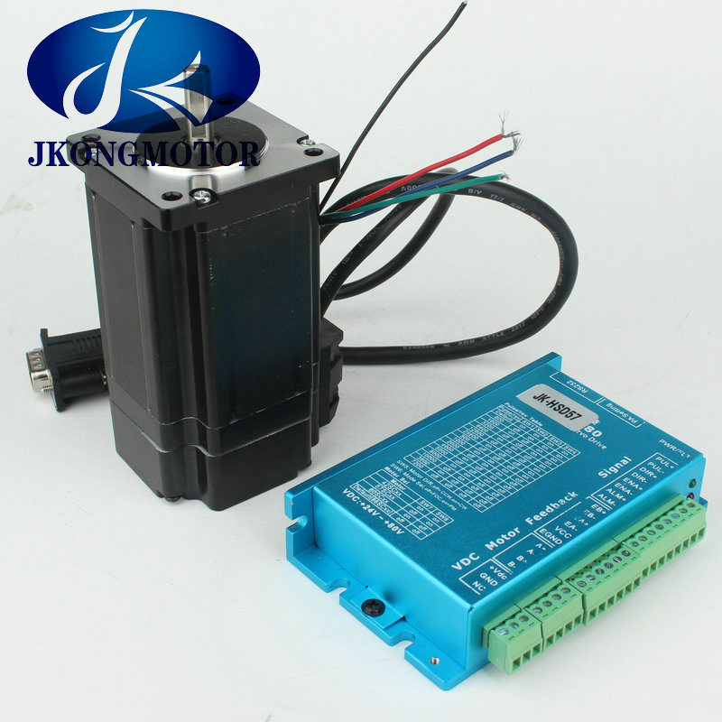 NEMA23 Stepper Motor Price with Encoder for CNC Machine pictures & photos