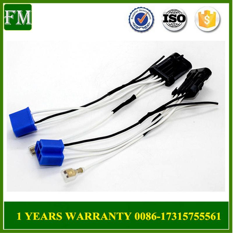 Tremendous China Harley Led Headlight Wiring Harness Adaptor China 5 3 4 Inch Wiring Database Numdin4X4Andersnl