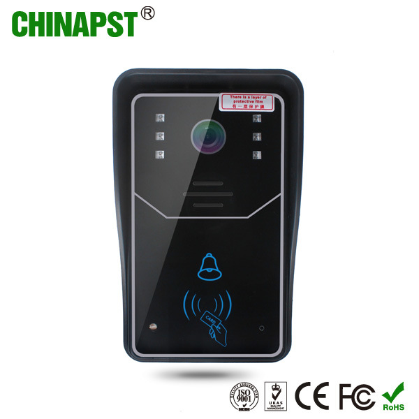 [Hot Item] Hot Sale Rainproof Touch Button WiFi Video Door Phone with IR  Night Vision (PST-WiFi001ID)