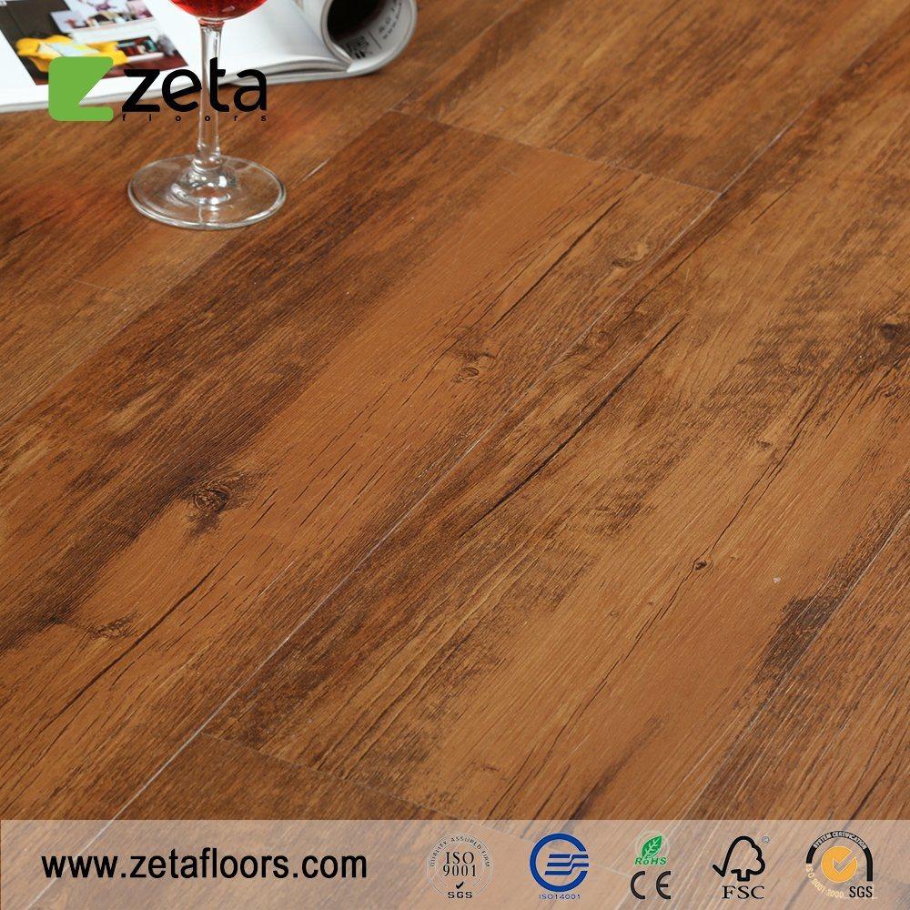 Best Ing Hpl Wpc Cork Flooring Wood Grain Unilin Click