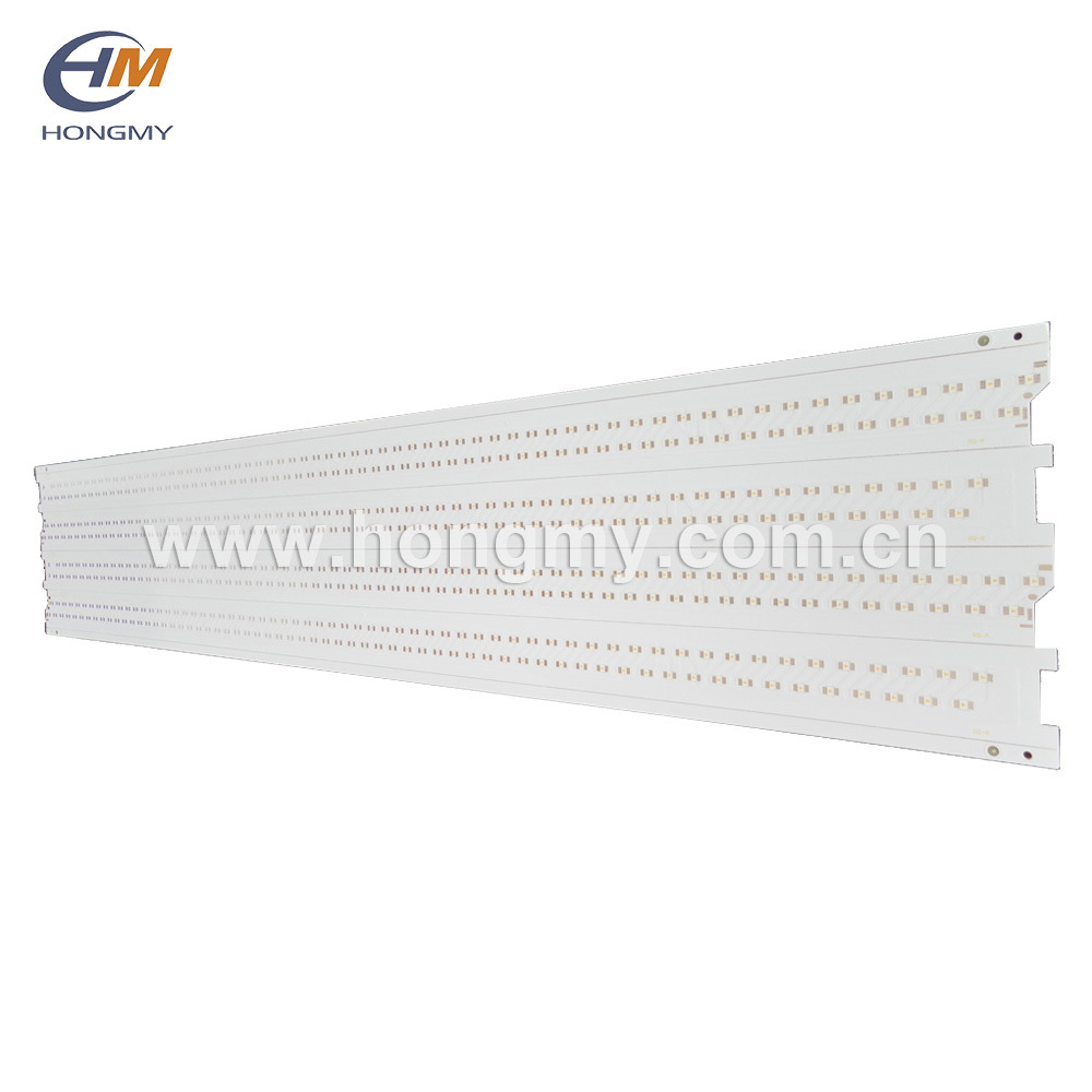 China Extra Long Led Lighting Pcb Mcpcb Metal Aluminum Base Multilayer Manufacturer Ul Rohs Ourpcb Board