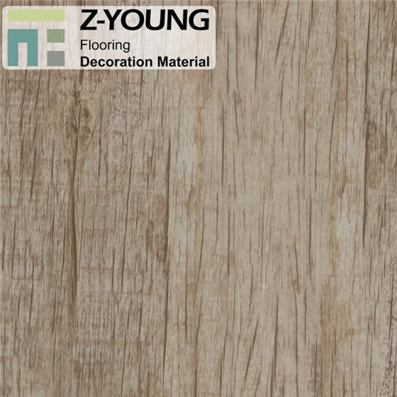 China Pvc Wood Grain Flooring Bp Surface Vinyl Tiles Lvt China