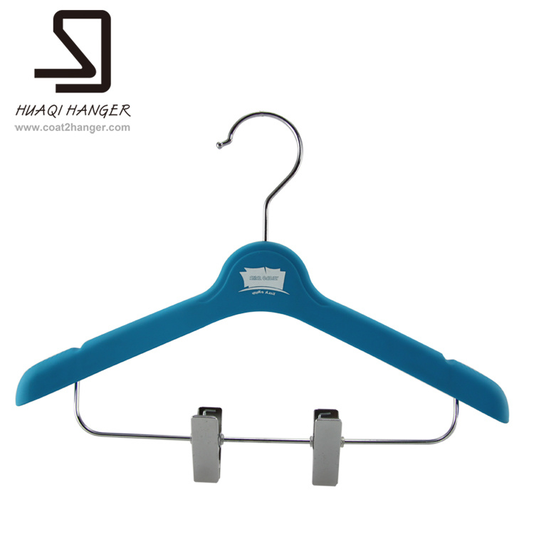 Cheap Plastic Clothes Hangers for Display