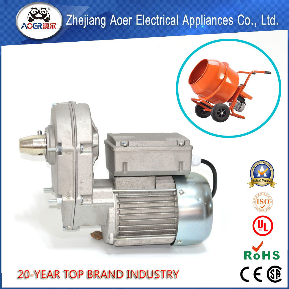 China Aoer 550W High Torque Low Rpm AC Single Phase Electric