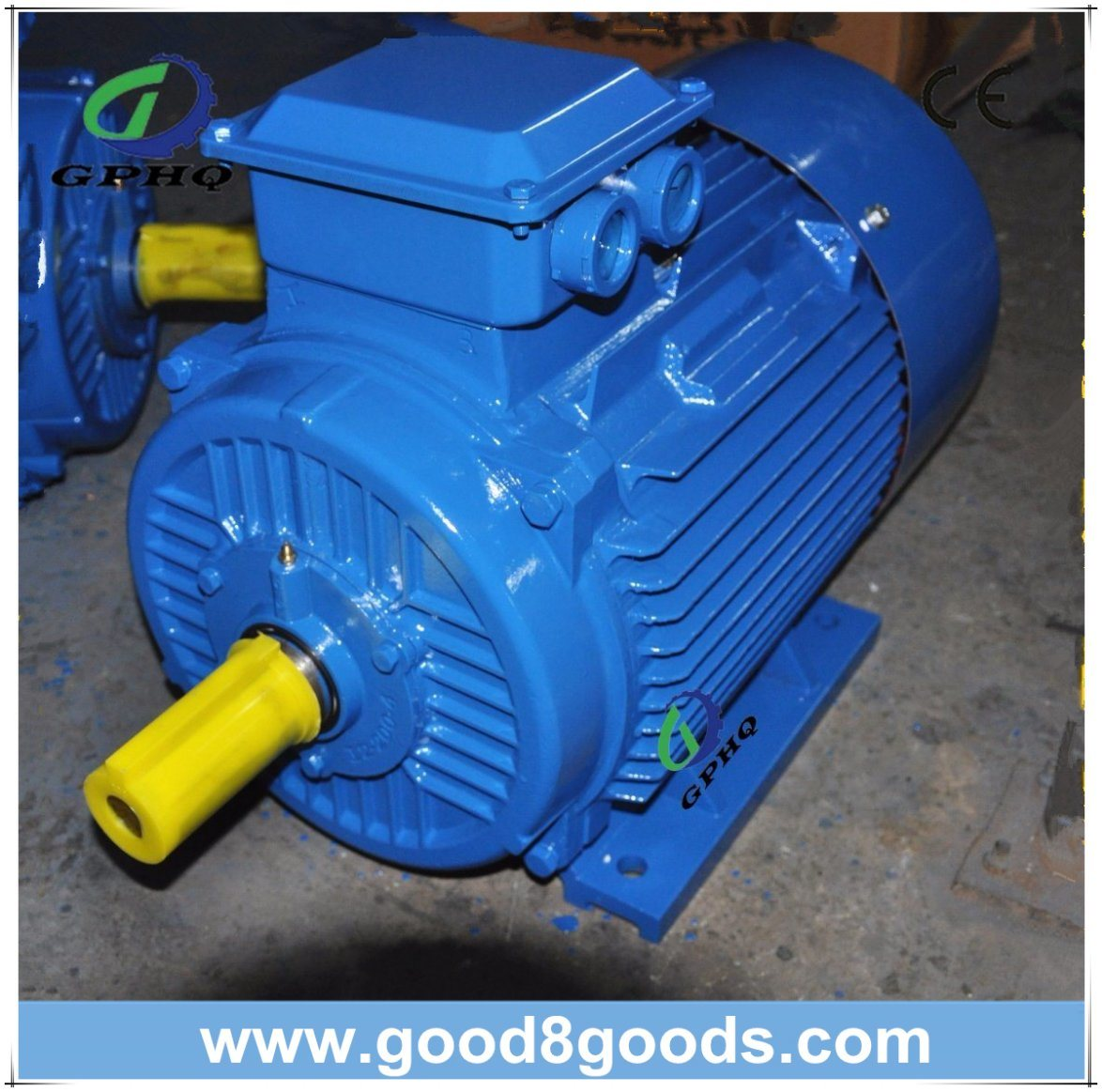 China Y2 150hp Cv 110kw Cast Iron Low Speed Ac Electric Motor Photos Picture Wiring