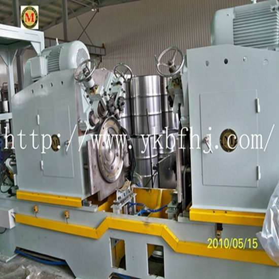 Automatic Steel Cylinder Drum Production Line 10PCS/Min Edge-Curling Machine/Seaming Machine/Crimping Machine