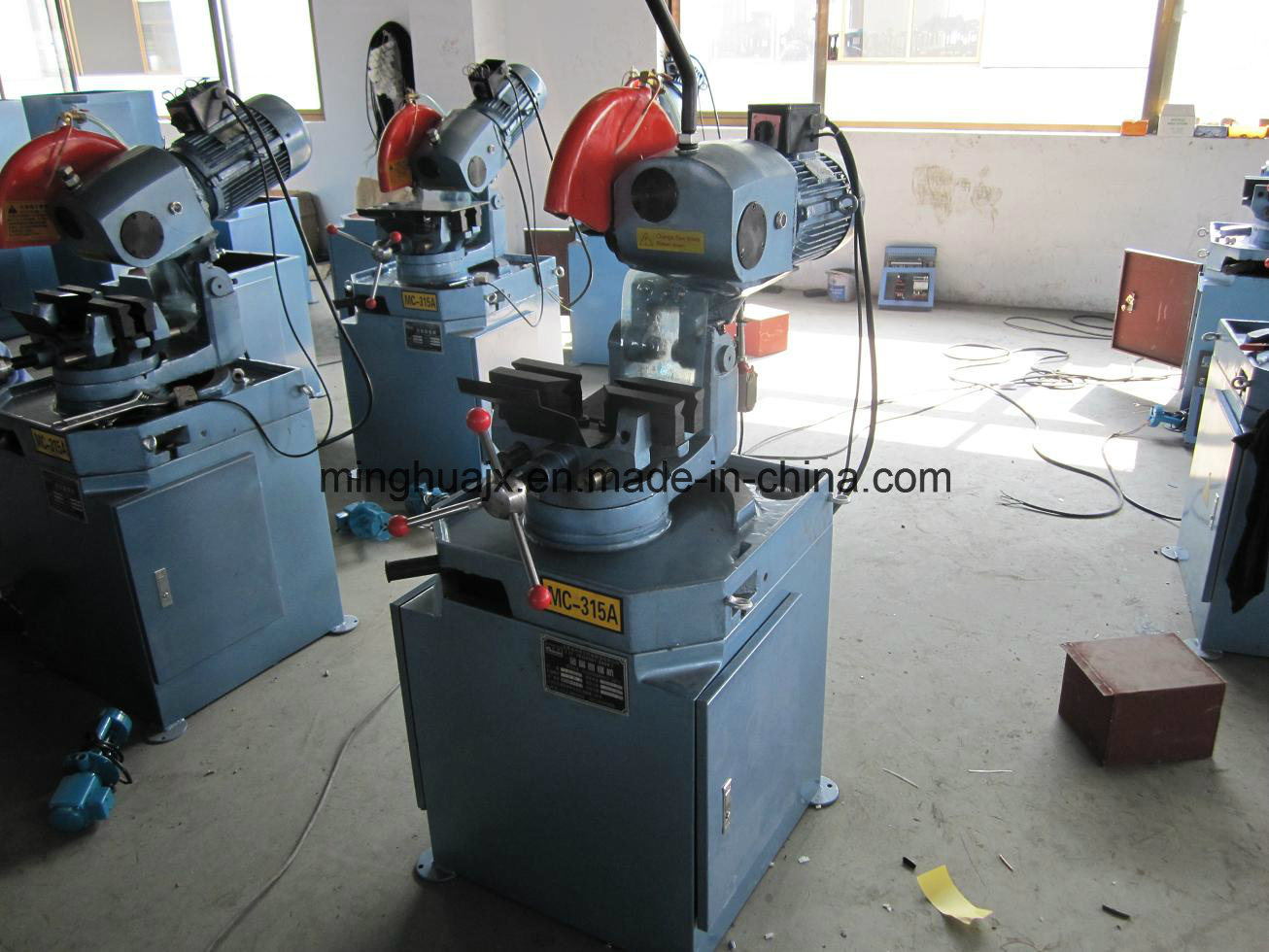 Factory Hot Sale Pipe Cutting Machine Mc-315A