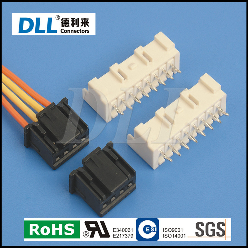 China Jst 2 Pin Wire Connector Xarp-02V - China Connector, Wire ...