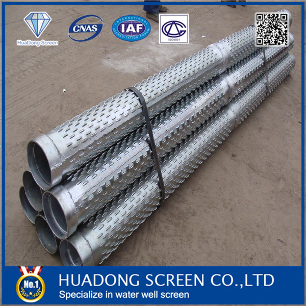 Bridge Type Slotted Screen/Deep Well Strainer Pipes/ Water Well Screen