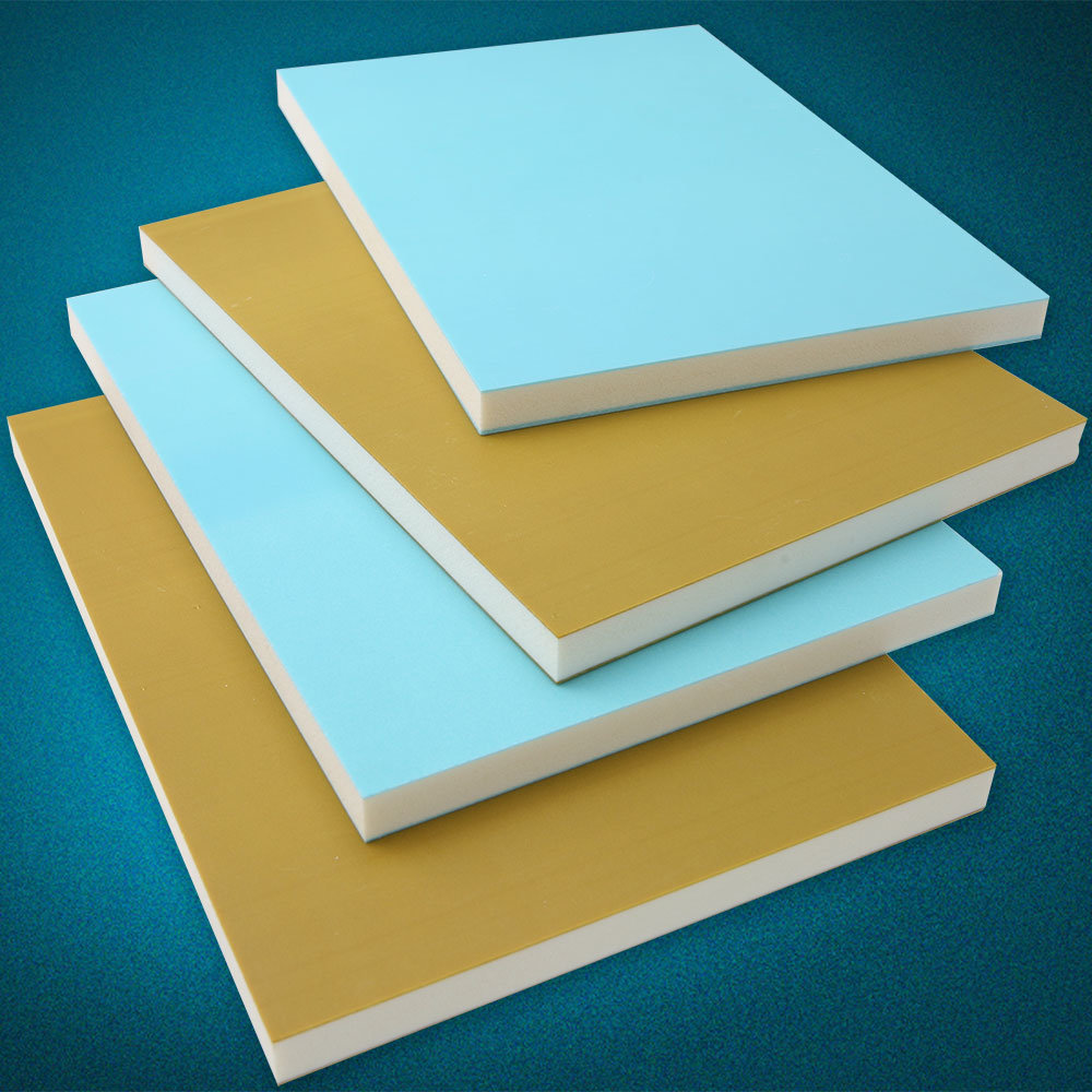 China White PVC Celuka Foam Board Boat Decking Material for Wall ...