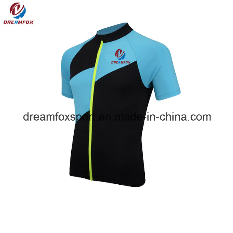 China High Quality Breathable Cycling Wear Custom Sublimated Cycling ... 6e8ab647d
